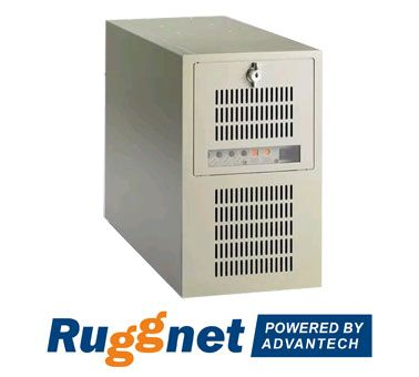 ПК RUGGNET. Powered by Advantech
