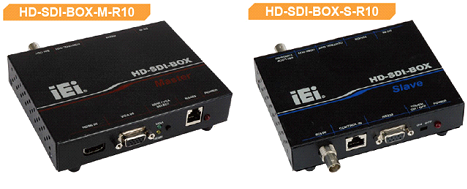 Комплект HD-SDI-BOX